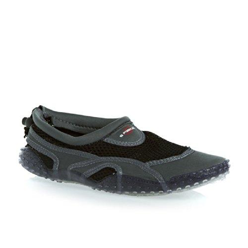 Gul S13 - Aqua, scarpe da mare per bambini nero - Nero/Carbone