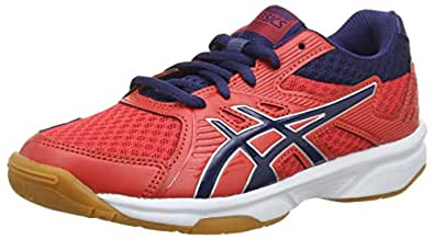 3be0ba68c79a0 ASICS Upcourt 3 GS, Chaussures de Squash Mixte Enfant  Amazon.fr ...