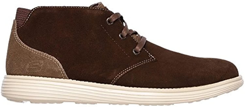 Zapatillas Skechers – Status-Rolano marrón Talla: 43 -
