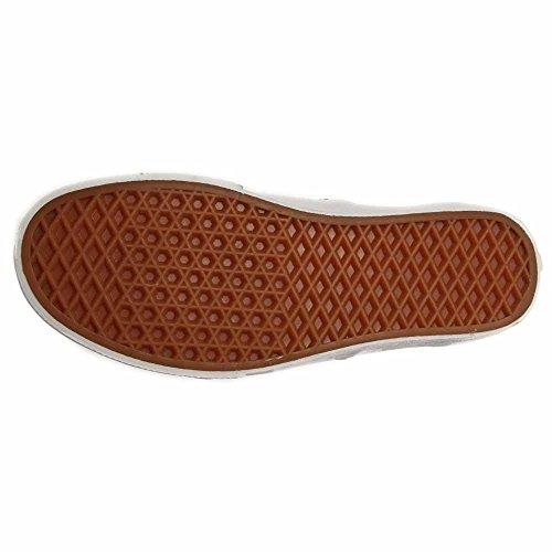 Vans Classic Slip-On CA (Mirror Image) unisex adulto, tela, sneaker slip on Tan
