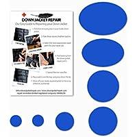 Down Jacket Repair Patch Kit (Self-Adhesive) BLUE