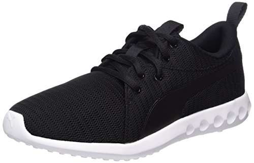 Puma Damen Carson 2 Wn's Fitnessschuhe, Schwarz Black, 40.5 EU (Sneaker Puma Leichte)