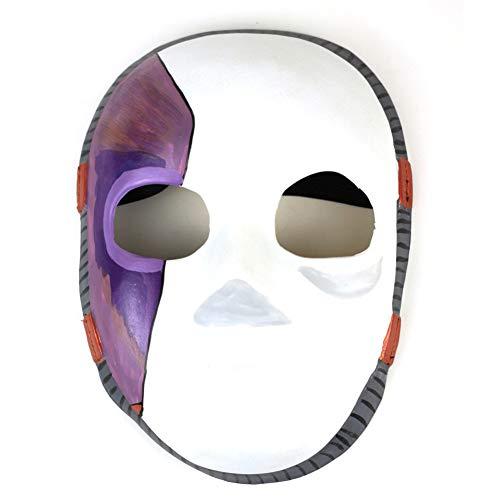 WZMHBMJ Cosplay Maske Sally Mask Gesicht Cosplay - Sally Kostüm Muster