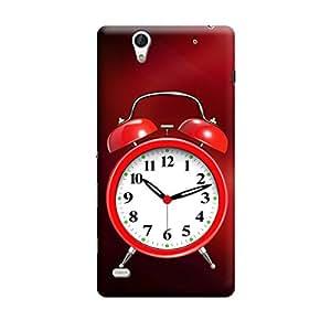 Qbic Premium 3d Printed Back Case Cover Sony Xperia C4 (Premium Designer Case)