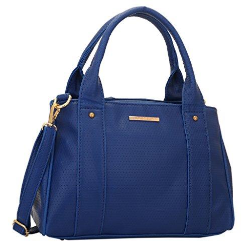 Lapis O Lupo Beryl Blue Handbag
