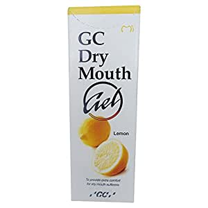 GC Dry Mouth Gel (Lemon Flavor) 40g