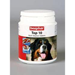 Top 10 Vitamin-Tabletten Hunde 180 Tbl.-Dog