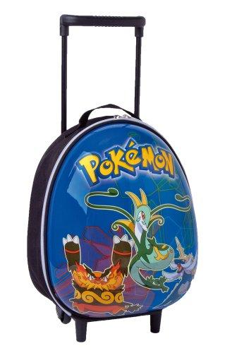 Carte de félicitations Preziosi, Pokémon, mini trolley rigide avec des couleurs