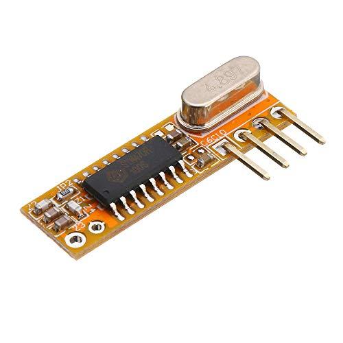10pcs RXB12 315Mhz/433Mhz Superheterodyne Receiver Board Wireless Receiver Module High Sensitivity