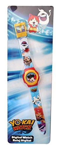 Reloj niño yo kai Watch Nathan LCD digitale