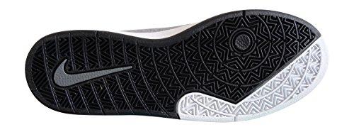 Nike Takedo Sb, Chaussures de Skate Homme, Noir/Blanc Gris / noir / blanc (gris froid / noir - blanc)