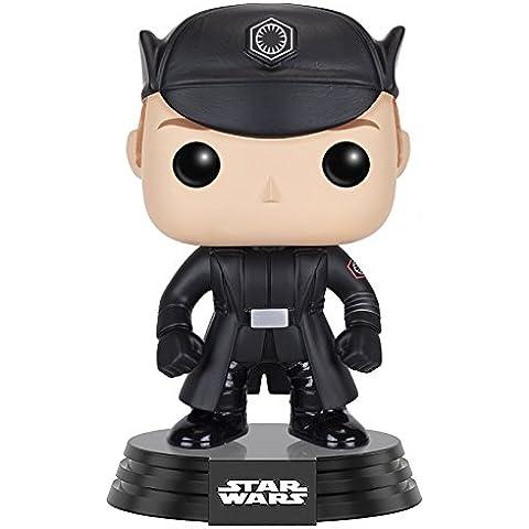 Funko Pop! películas: Star Wars El despertar de la fuerza - General Hux Figura de acción
