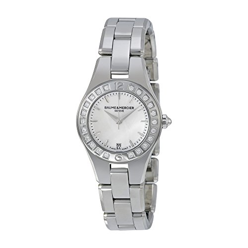baume-et-mercier-linea-plata-dial-acero-inoxidable-ladies-watch-moa10078