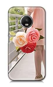 ZAPCASE Printed Back Cover for Motorola Moto G5