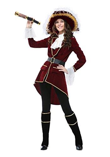 (Women's Captain Hook Plus 2X)