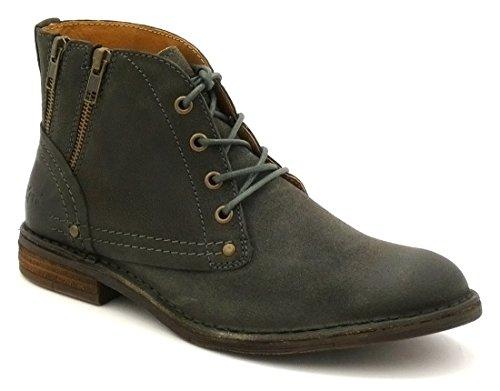 Boots à lacet Barvatos KICKERS Gris