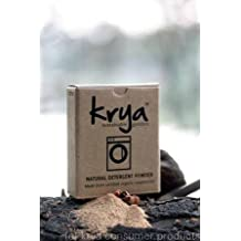 Krya Soapberries All-Natural Classic Detergent Powder with Skillfully Harvested, Cleaned, Shade Dried, Mindfully Processed (100 gm)