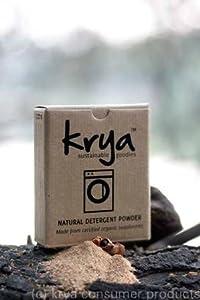 Krya Natural Detergent Powder 400 g