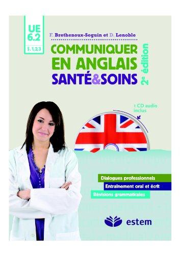 Communiquer en anglais. Sant et soins