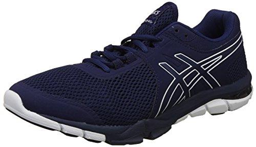ASICS Men's Gel-Craze TR 5 Indigo Blue/White Multisport Training Shoes - 9 UK/India (44 EU)(10 US)(S803N.4949)