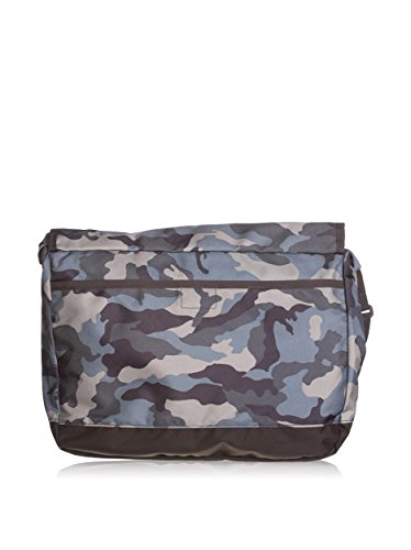 Borsa North Cape Messanger N3R04N MainApps Verde Camouflage