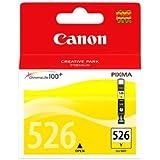 Canon CLI-526 Y Cartouche d'encre d'origine Jaune