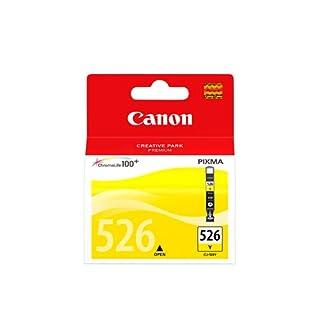 Canon CLI-526 Y Cartucho de tinta original Amarillo para Impresora de Inyeccion de tinta Pixma MX715-MX885-MX895-MG5150-MG5250-MG5350-MG6150-MG6250-MG8150-MG8250-iP4850-iP4950-iX6550 (B003Y5PZBM) | Amazon price tracker / tracking, Amazon price history charts, Amazon price watches, Amazon price drop alerts