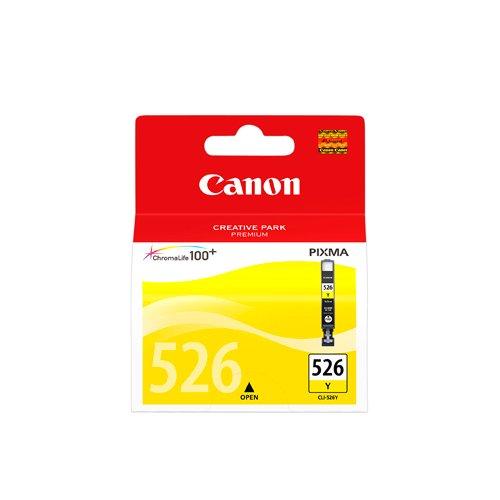 Canon - 4543B001 - Cartouche d'Encre d'Origine - Jaune