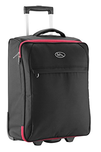 Cabin-Max-Palma-valise-Voyage-bagage--main-lgre-55-x-40-x-20-cm-NoirRouge