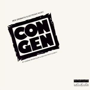 ConGen : New Dramatic Electronic Music (US 1988 - Original LP)