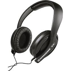 Sennheiser - 504291 - HD 202-II - Casque DJ Stéréo Noir