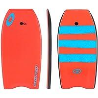 Osprey XPE rayas Bodyboard – Tabla de bodyboard (Rojo, ...
