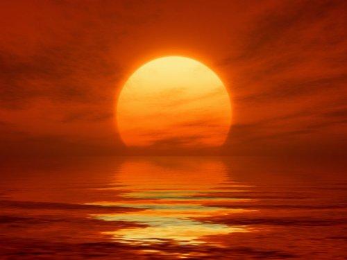 wtd-separador-kt459-tamano-350-x-260-cm-puesta-de-sol-en-el-mar-rojo