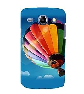 printtech Hot Air Balloon Colored Back Case Cover for Samsung Galaxy J1 / Samsung Galaxy J1 J100F
