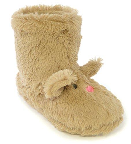 Socks Uwear ,  Mädchen SlumberzzZ Beige