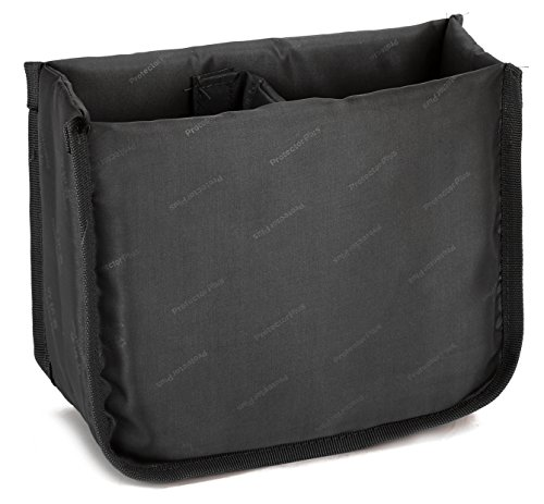 DCCN Kamera Tasche Polstereinsatz Faltbare Trennwand Fototasche Gepolsterte Tascheneinsatz Kameratasche Insert