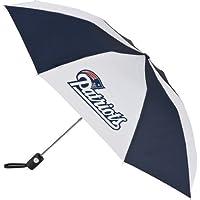 NFL New England Patriots Auto Folding Umbrella by WinCraft