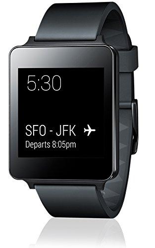 LG G Watch (1,2-GHz-Qualcomm-Prozessor, 4GB Speicher, micro-USB, Bluetooth 4.0) schwarz 4 Gb Usb-uhr