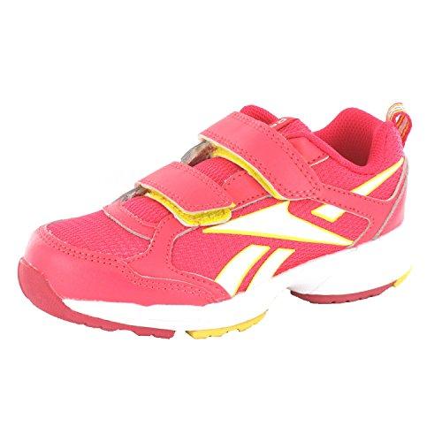Reebok  Almotio 2.0, Sneakers Basses mixte enfant Rouge - Rouge