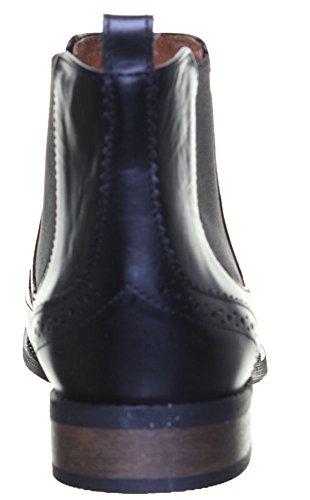 Justin Reece 9200, Bottes pour Femme Black C1