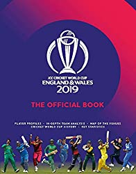ICC Cricket World Cup 2019 England & Wales 2019 : The Official Book