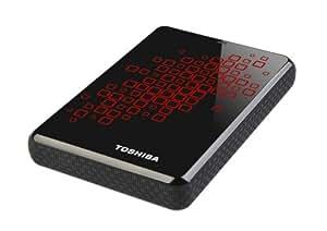 Toshiba STOR.E ART4 500GB externe Festplatte (6,3 cm (2,5 Zoll), SATA, USB 3.0) rot