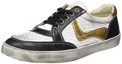 Yellow Cab Swan W Damen Sneakers Mehrfarbig (Gold)