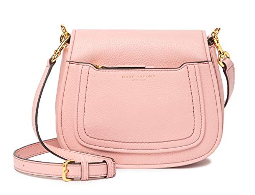 Marc Jacobs Empire City Mini-Umhängetasche, Leder, Pink (rose), Small