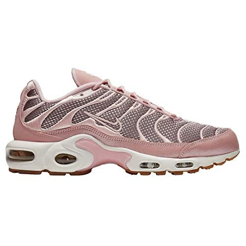 41CewF05G9L. SS500  - Nike Air Max Plus - Women's Sheen/Metallic Gold/Summit White Nylon Running Shoes