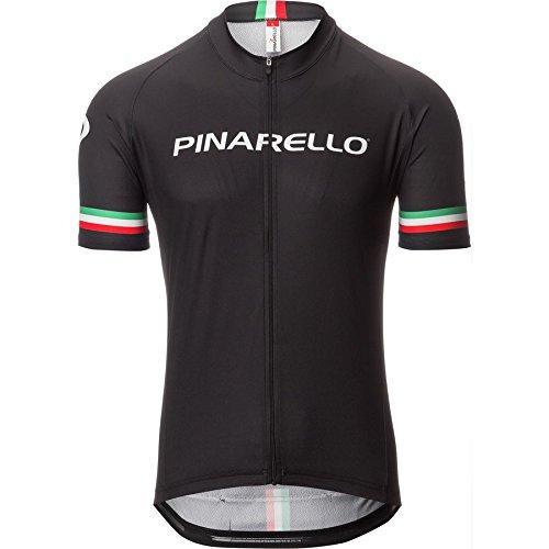 MAILLOT PINARELLO NEGRO ITALIA TALLA L