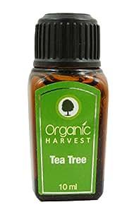 Organic Harvest Tea Tree Oil,10ml