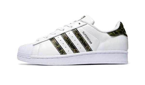 adidas Men, S Superstar Foundation White