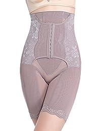bd560cb4d4b6f SWEETLOVER Thigh Slimmer Women Hi-Waist Butt Lifter Shapewear Trainer  Polyamide Hook Eye Closure 4