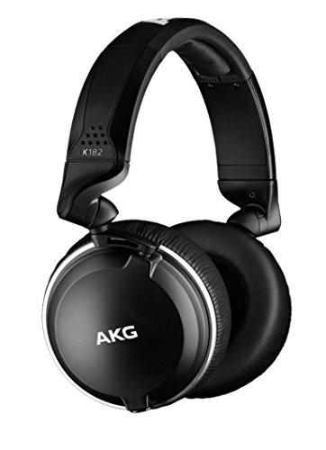 AKG K182 On-ear Black